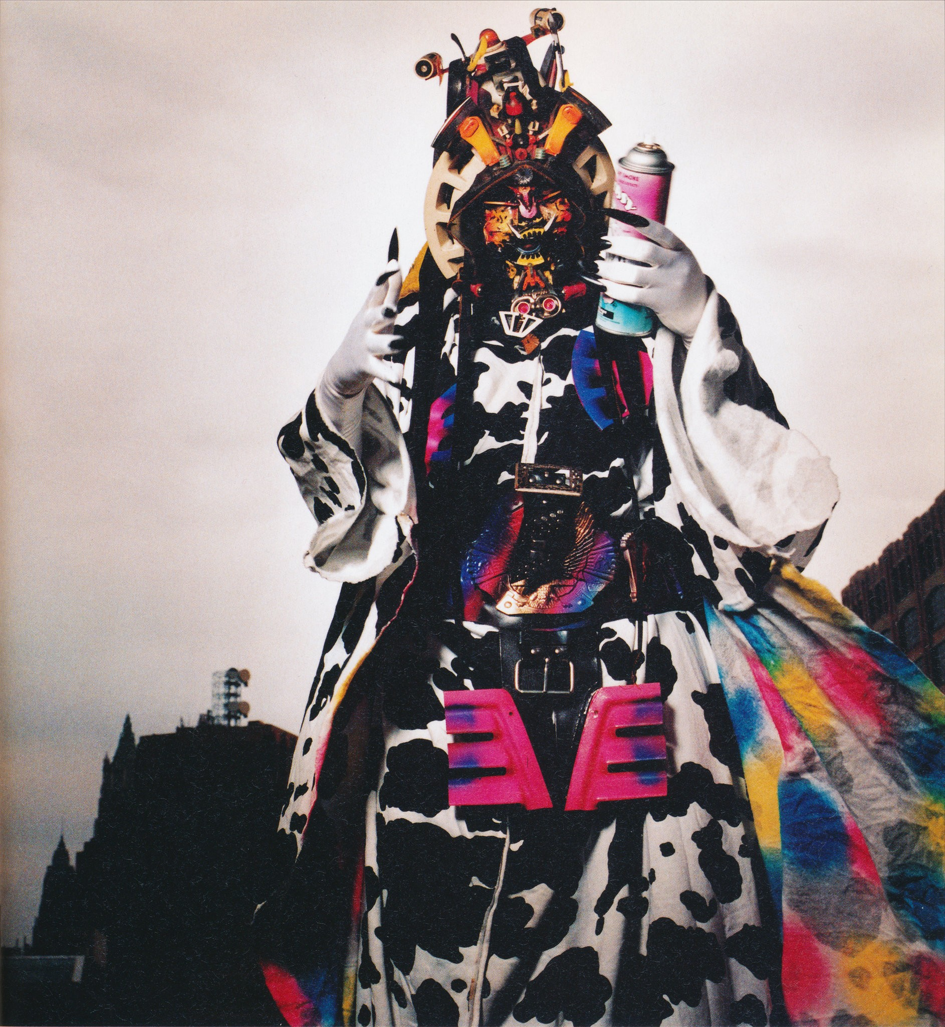 Rammellzee exhibition