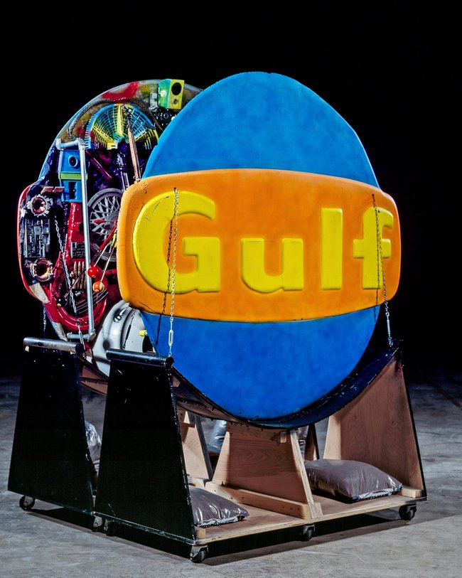 Rammellzee Gulf War 1991