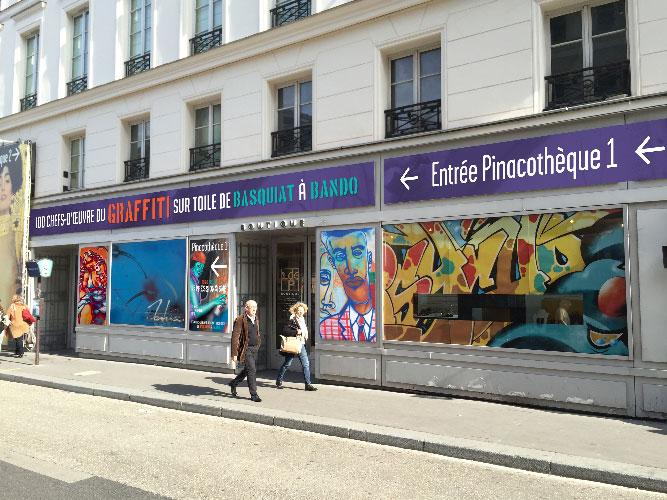 Graffiti Pinacothèque
